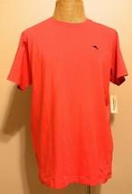 Nwt - Mens Xl Tommy Bahama Red Logo Pocket Supima Cotton T-Shirt - $27.71