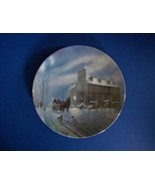 W.S. George Heading Home Decorative Plate from Hometown Memories by H.T.... - $9.99