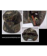 Mossy Oak Camouflage Cap Hat WAYNE NWT One Size Free Shipping - $9.99