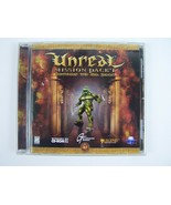 Unreal Mission Pack 1: Return to Na Pali PC Game CD - $9.89