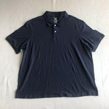 d9170794ba82 Faded Glory Mens Polo Shirt Sz 3XL Blue Short Slv Stretch Collared Uniform  - $23.71 · Add to cart · View similar items