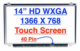 New On-Cell Touch screen for  PN DP/N TT51C 0TT51C B140XTK01.0 HW4A - $148.08