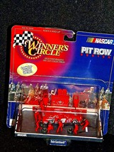 Winner's Circle NASCAR Pit Row Series#3 red Dale Earnhardt High Performance image 2