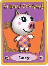 Lucy 091 Animal Crossing E-Reader Card Nintendo GBA - $9.99