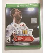 FIFA 18 Xbox One [Brand New] B01 - $8.81