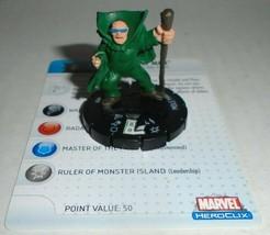 Mole Man 031 Marvel Heroclix Secret Invasion - $0.99