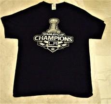 2012 Stanley Cup Champions LA Adult T Shirt - $10.50