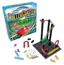 Roller Coaster Challenge Logic & Building Board Game [New] ThinkFun Games - $39.99