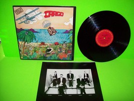 Men At Work Cargo Vinyl LP Record 1983 w/ Overkill + It's A Mistake New ... - $4.90