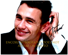 JAMES FRANCO  Authentic Original  SIGNED AUTOGRAPHED PHOTO w/ COA 45078 - $40.00