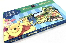 Disney's Pooh Collection Read-Alongs - Three Stories - 3 Books - On Cass... - $24.95