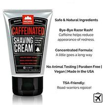 Pacific Shaving Company Caffeinated Shaving Cream - Helps Reduce Appearance of R image 4