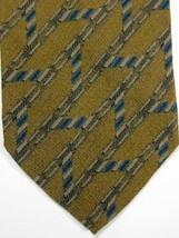 NEW Jhane Barnes Purple Black and Blue Silk Tie Hand Made - $24.44