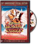 Blazing Saddles (DVD, 2004, 30th Anniversary Sp... - $7.00