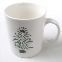 "Trish Richmond for ""At Home International"" White Porcelain Mug - $11.19"