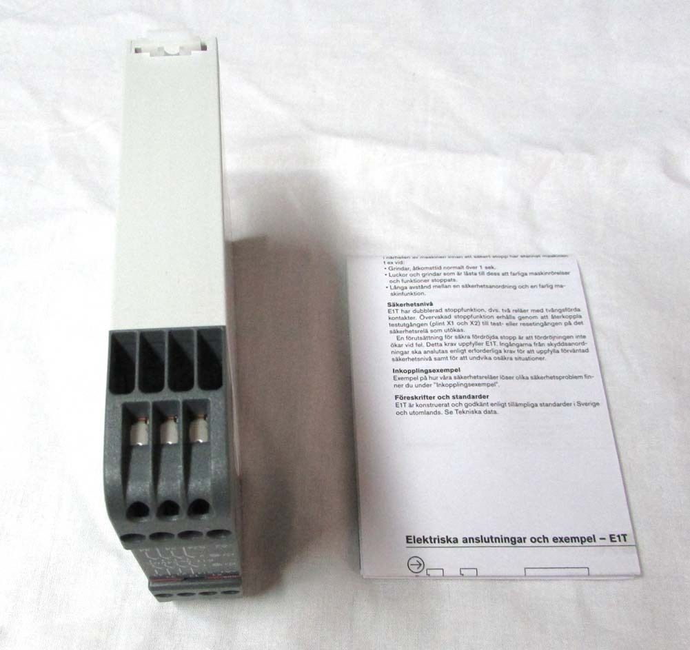 Abb 2tla010030r0000 24vdc Expansion Relay 4 And 14 Similar Items Current Monitoring No Outputs