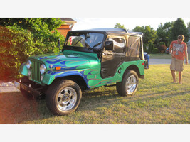1970 Jeep CJ-5 For Sale In Liberty Twp., OH 45044 image 1