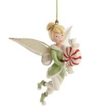 Lenox Disney 2012 Tinker Bell Peppermint Pixie Ornament New Box - $53.45