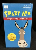 Smart Ass A** Bingeworthy Card Game Stand-Alone or Expansion Pack - $17.10