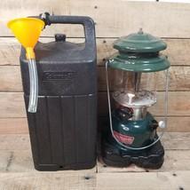 Vintage 1996 Coleman Powerhouse Lantern 290A700 w/Black Case  - $69.25