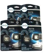 4 Packs Febreze 0.13 Oz Auto New Car Scent 2 Count Air Freshener Vent Clips - $39.99