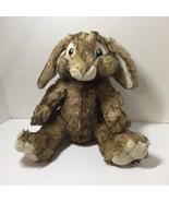 "Hop Bunny Plush Stuffed Animal Build a Bear Brown Easter 12"" - $16.44"
