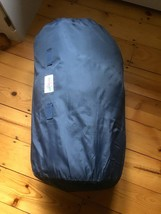 High Adventure Sleeping Bag in Tote Bag with Pull Cord Excellent - $16.98