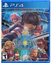 Star Ocean: Integrity and Faithlessness - PlayStation 4 [video game] - $14.85