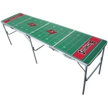 Tampa Bay Buccaneers Beer Pong Table 2ft x 8ft Foldable NFL Football Fie... - $144.10