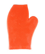 Partrade Red Rubber Glove Massage Mitt For Horses 9 Inch 715519448471 - $17.54