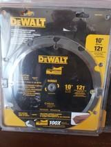 "DEWALT 10"" 12T Laminate & Prefinished Floor Diamond Tooth Saw Blade DWA31216PCD - $118.80"
