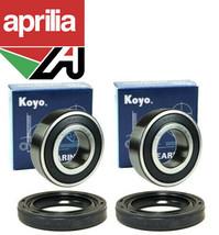 Aprilia RST RSV Mille Tuono RSV4 RSVR Front Wheel Bearing and Seals Kit - $26.71