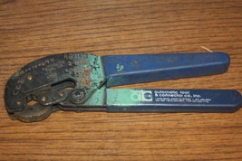 Automatic Tool & Connectors Co. ATCC-12 Crimper - $19.00
