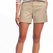Women's Ann Taylor LOFT Khaki Shorts Size 8 - $5.00
