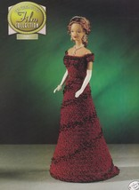 Titanic, Annie's Golden Age of Film Crochet Doll Clothes Pattern Booklet... - $8.75