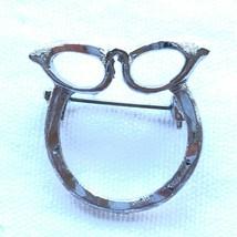 "1"" 1960s Glasses Far-Side Style Lapel Pin - $14.99"