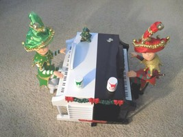 Mr. Christmas Dueling Elves Musical Lights (Missing Song Cards)--FREE SHIPPING! - $29.67