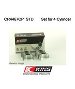 CONROD BIGEND BEARINGS STD FOR CITROEN XB BX BREAK ZX N2 XANTIA X1 ZX BR... - $30.40