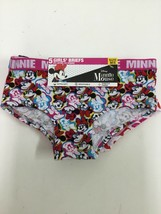 Disney's Minnie Mouse Multicolored Girls Panties, 5 Pack, Sz M/6. NWT - $9.74