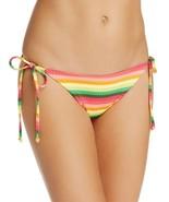 NEW L*Space Under the Sun Full Cut Tie Sides Bikini Swimwear Bottom M Me... - $19.79