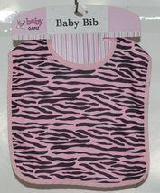 Baby Ganz Girl Pink Black Zebra Pattern Matching Gift Set image 7