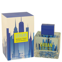 Urban Seduction Blue by Antonio Banderas Eau De Toilette  3.4 oz, Men - $23.48