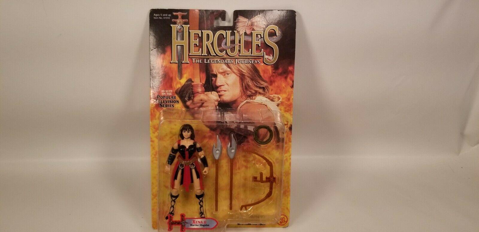 XENA II Warrior Disguise HERCULES Legendary Journeys ACTION FIGURE Toy Biz 1996