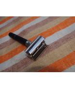 Vintage Russian Soviet USSR Safety Razor RUBIN Gillette Adjustable Clone... - $29.69