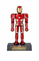HEROES Avengers Iron Man Mark 50 about 100mm ABS-painted action figure - $26.93