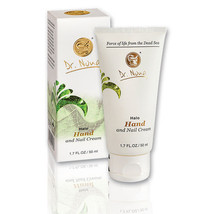 Dr Nona Halo Hand & Nail Cream Dead Sea salt Weak Nails Renew Calm Dry Skin  - $26.50