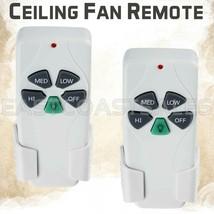 2 For Hampton Bay Harbor Breeze Fan Remote Control KUJCE9103 FAN-11T UC7... - $29.35