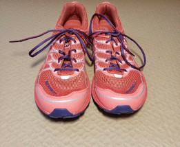 Merrell Womens 9 40 Coral Purple Trail Hiking Sneakers Running Shoes J04840 - $36.76