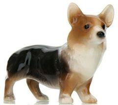 Hagen Renaker Dog Welsh Corgi Ceramic Figurine image 3