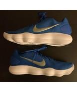 New Nike Hyperdunk 2017 Low Basketball Shoes Blue 942774-400 Men's Size 14 - $98.99